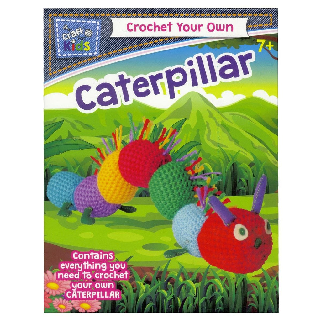 Crochet A Caterpillar