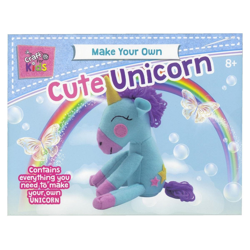 Make Your Own Cute Unicorn