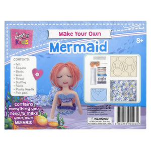 Make Your Own Mermaid