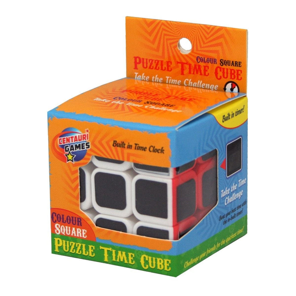 Puzzle Time Cube Colour Square, [Product Type] - Daves Deals