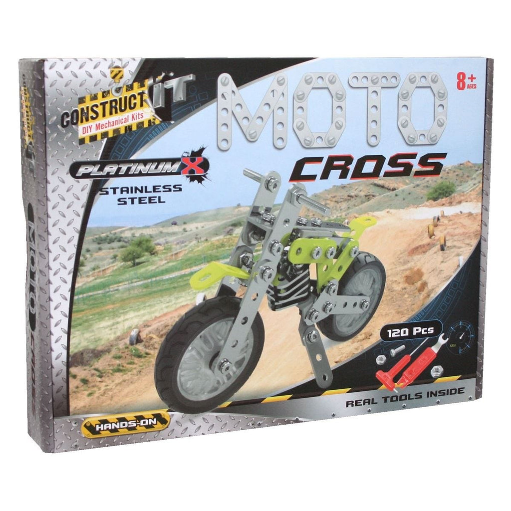 Construct It Kit Platinum X – Moto Cross