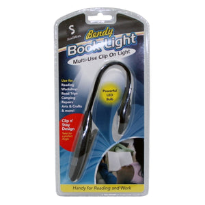 Bendy Book Light, [Product Type] - Daves Deals