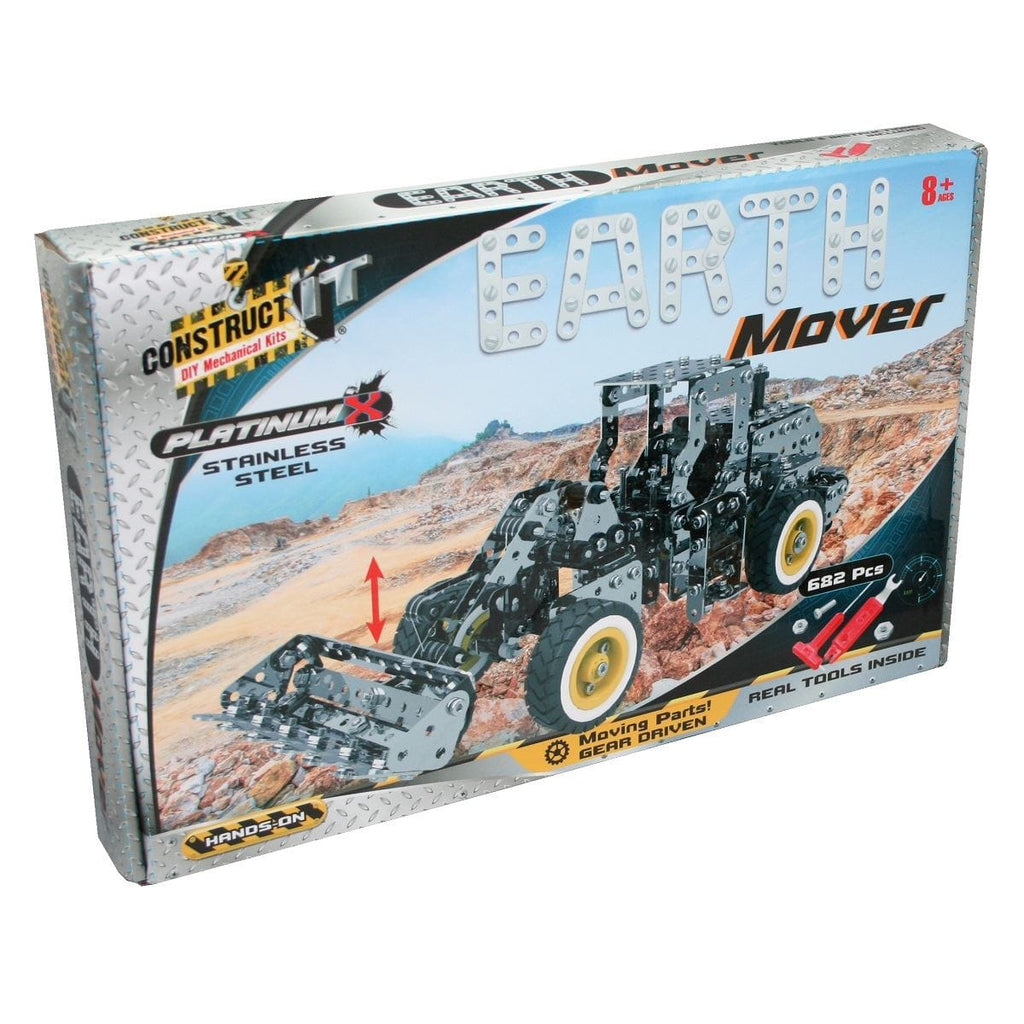 Construct It Earth Mover
