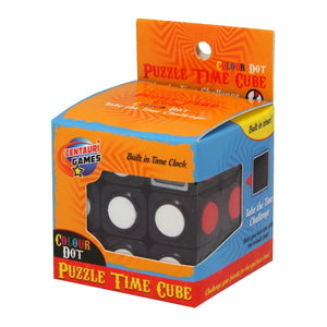 Puzzle Time Cube Colour Dot, [Product Type] - Daves Deals