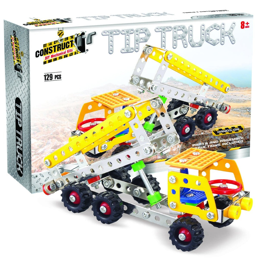 Construct It! Tip Truck