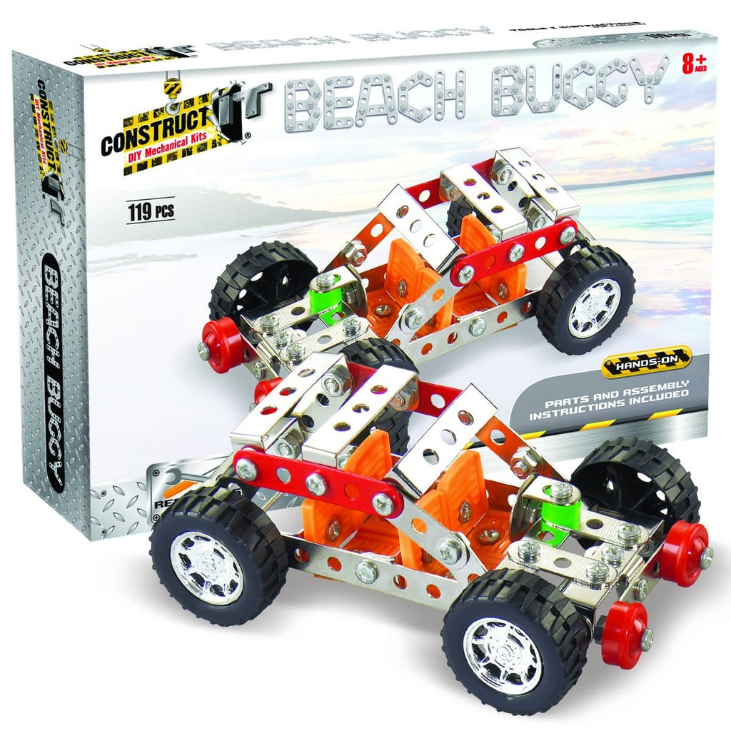 Construct It! Beach Buggy