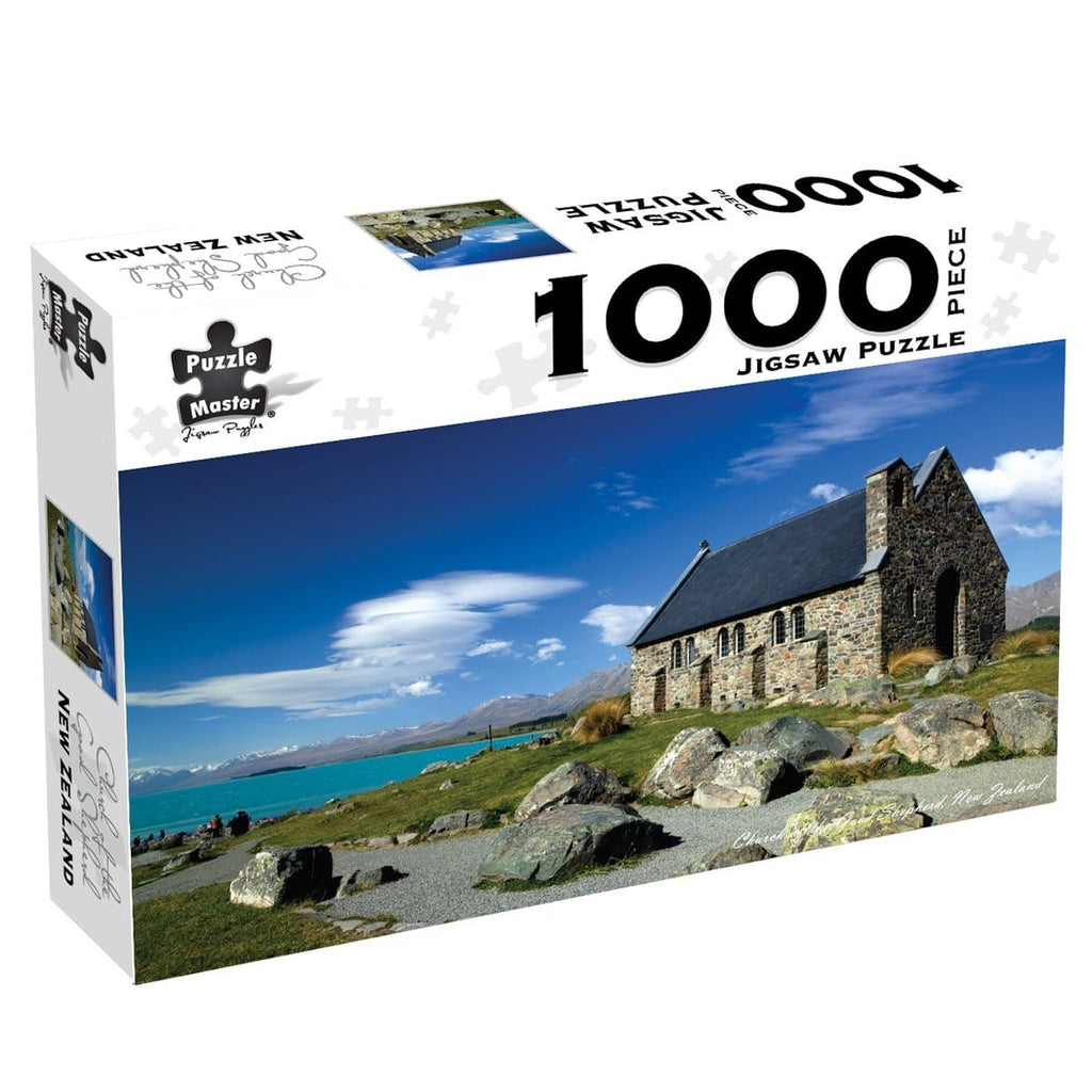 Church Of The Good Shepherd, New Zealand, 1000 Piece Puzzle, [Product Type] - Daves Deals