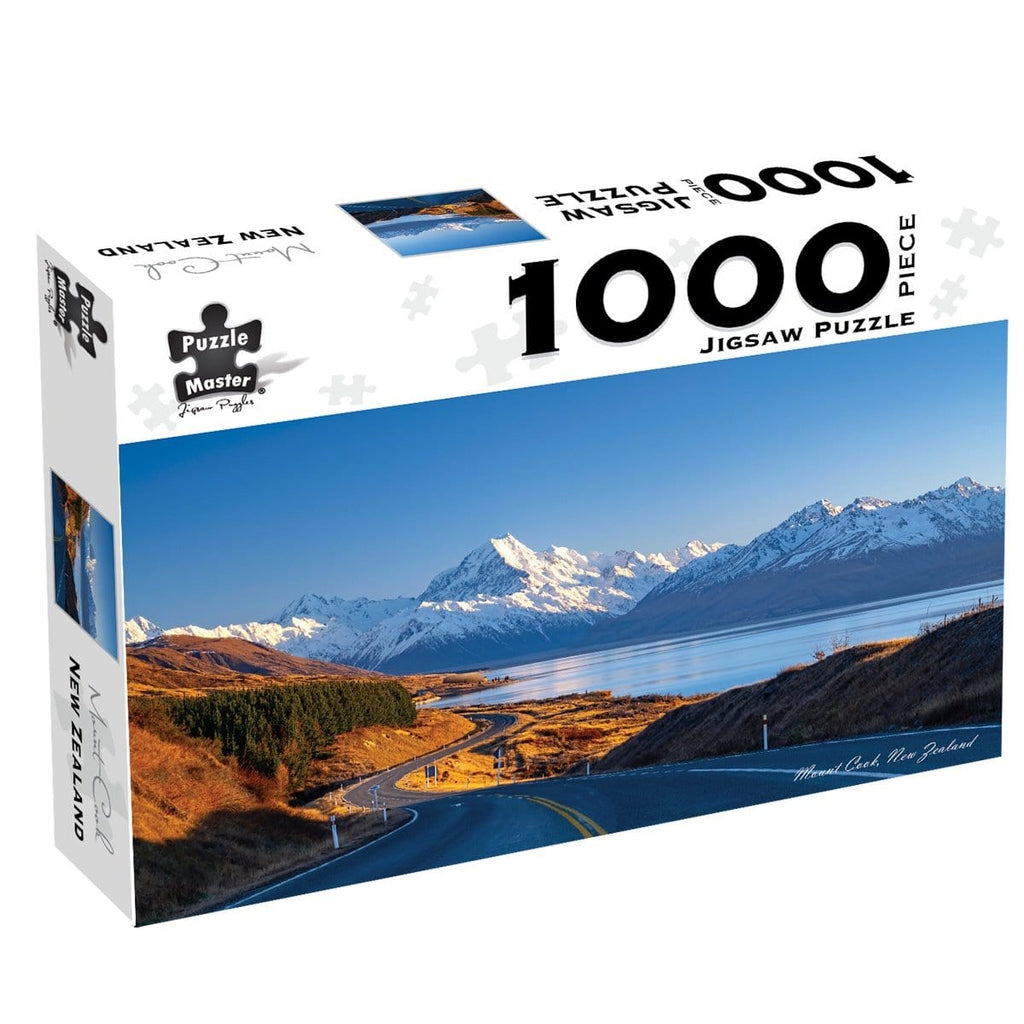 Mount Cook, New Zealand, 1000 Piece Puzzle, [Product Type] - Daves Deals