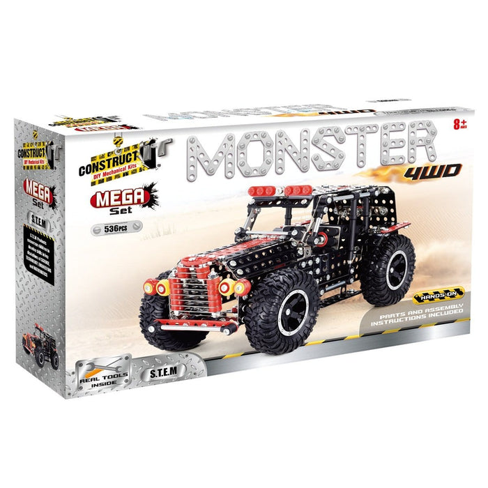 Construct It Mega Set 4WD