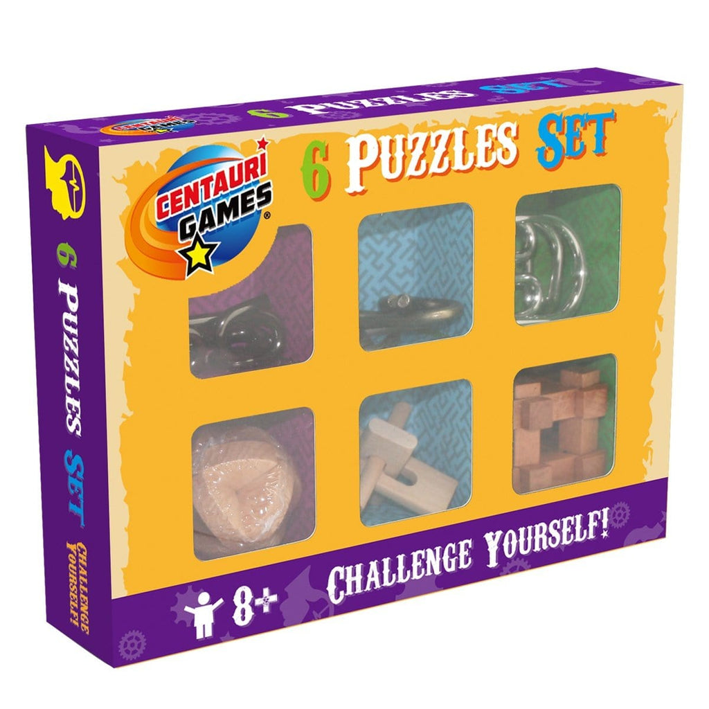 6 Puzzle Set, [Product Type] - Daves Deals