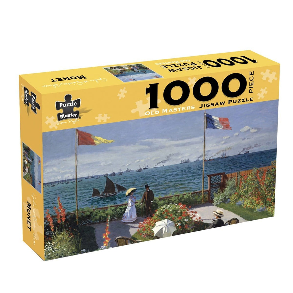 Old Master - Monet Garden at Sainte Adresse, [Product Type] - Daves Deals