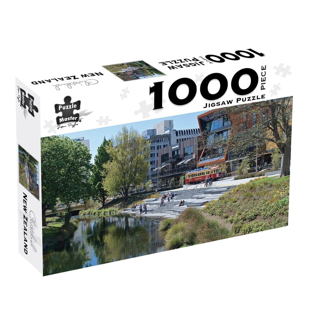 Puzzle Master - Christchurch New Zealand, [Product Type] - Daves Deals