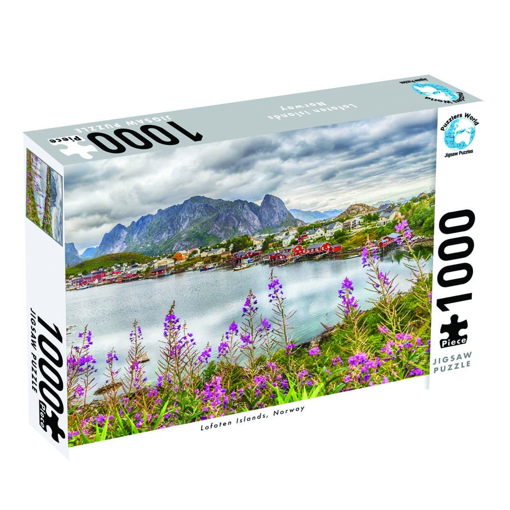 Puzzlers World - Lofoten Island Norway, [Product Type] - Daves Deals