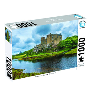 Puzzlers World - Dunvegan Castle Scotland, [Product Type] - Daves Deals