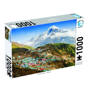 Puzzlers World - Himalayas Nepal, [Product Type] - Daves Deals