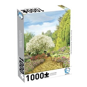 Puzzlers World - Artistic Puzzles Enchanted Garden, [Product Type] - Daves Deals
