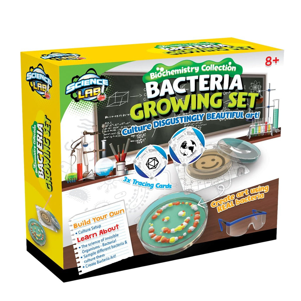 Bacteria Growing Kit - Daves Deals