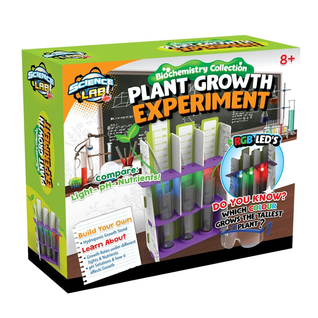 Plant Growth Experiment Kit - Daves Deals