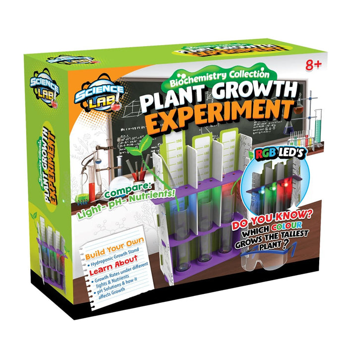 Plant Growth Experiment Kit