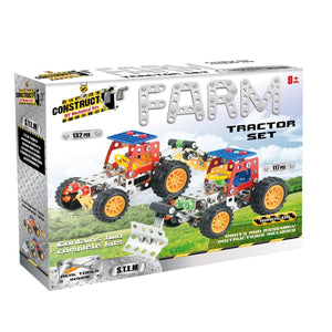 Farm Tractor Set, [Product Type] - Daves Deals