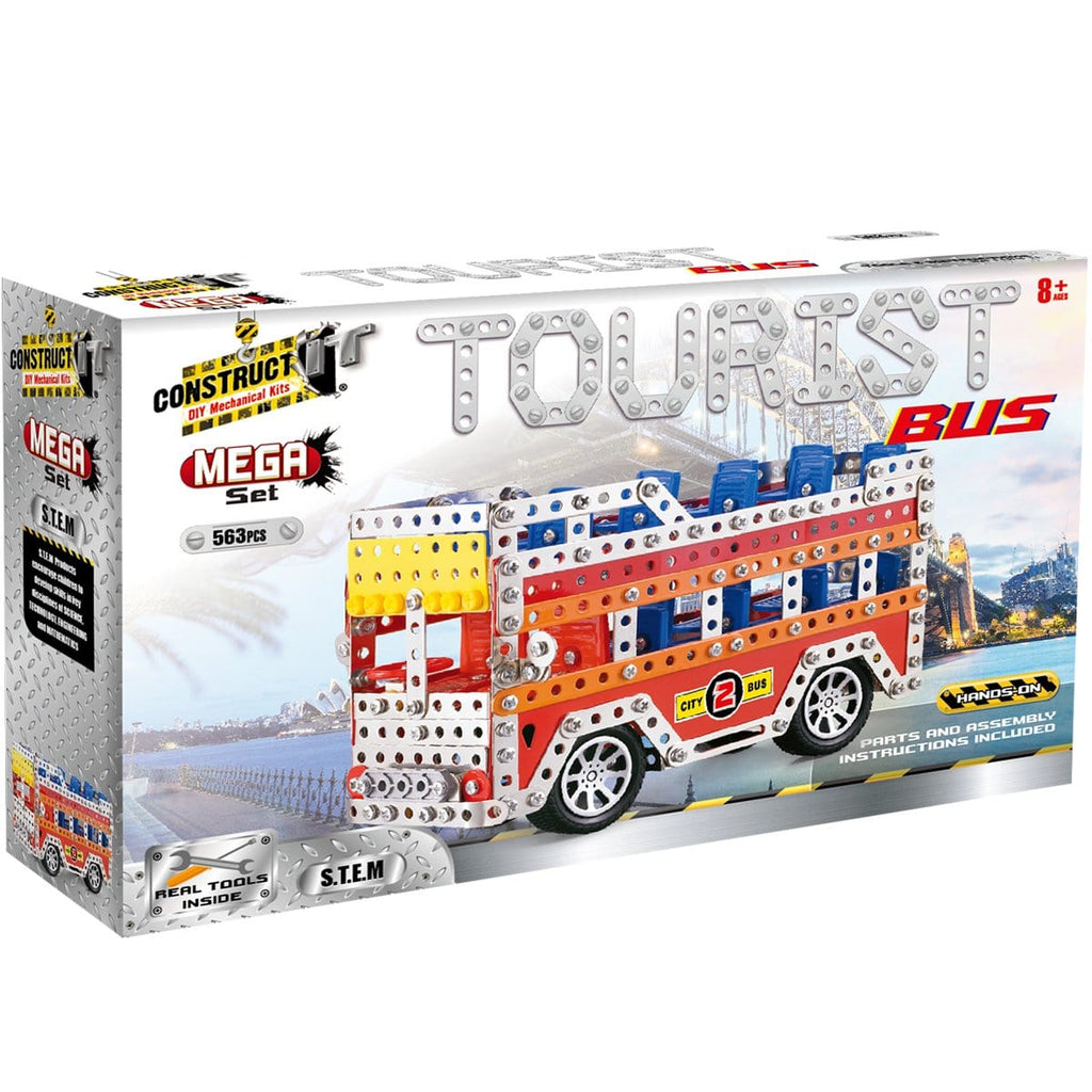 Mega Set Tourist Bus, [Product Type] - Daves Deals