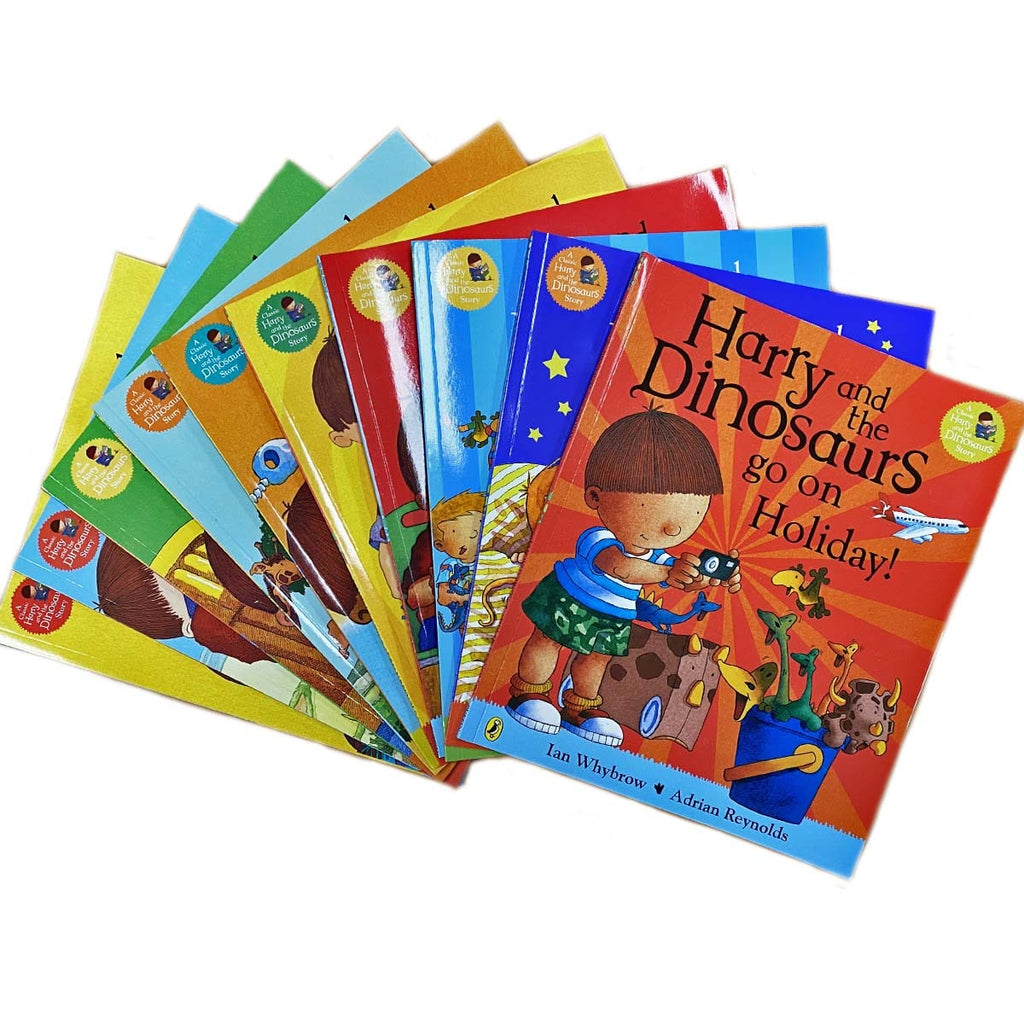 Harry & the Dinos Mega Collection - Daves Deals