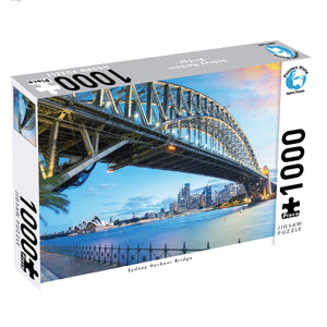 1000 Pce Puzzle - Sydney Harbour Bridge - Daves Deals