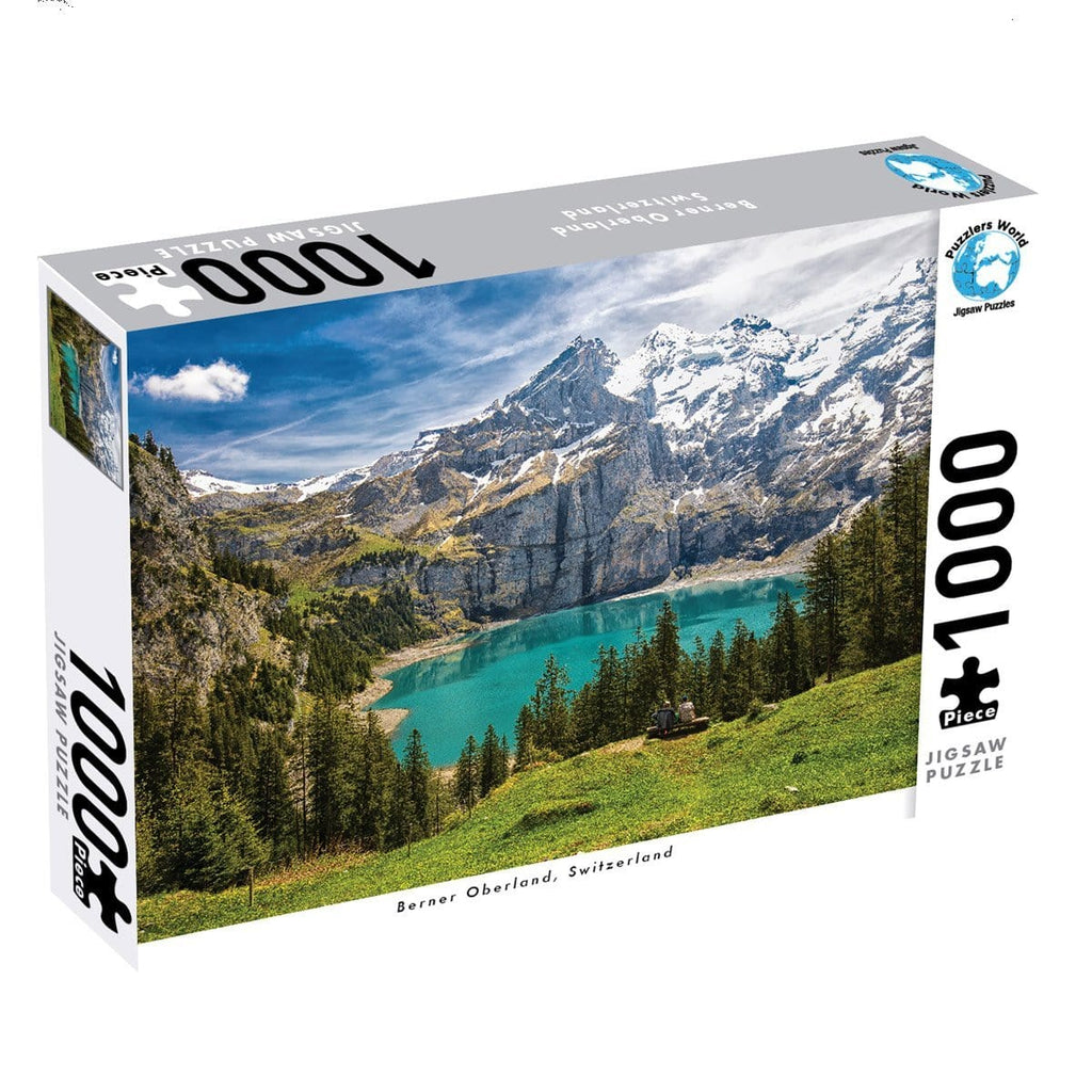 1000 Pce Puzzle - Berner Oberland, Switzerland - Daves Deals