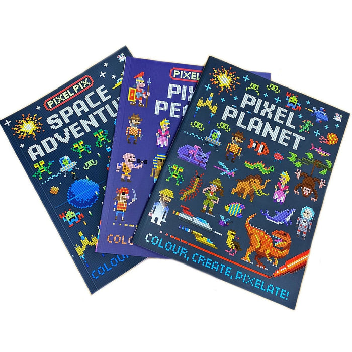 Pixel Planet Adventures Pack