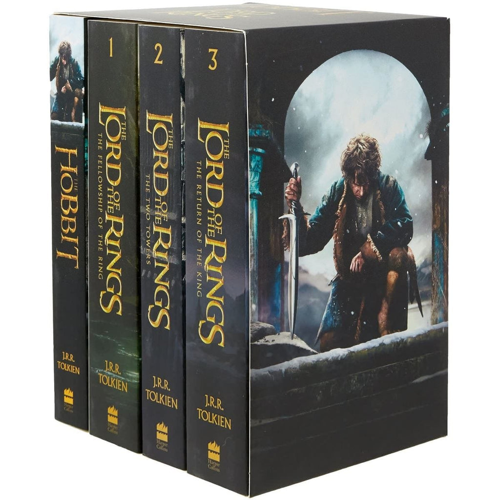 The Hobbit and The Lord of the Rings: Boxed Set, [Product Type] - Daves Deals