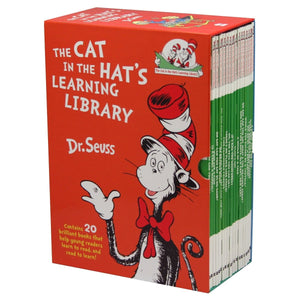 The Cat In The Hat's Learning Library by Dr. Seuss 20 Book Boxset, [Product Type] - Daves Deals