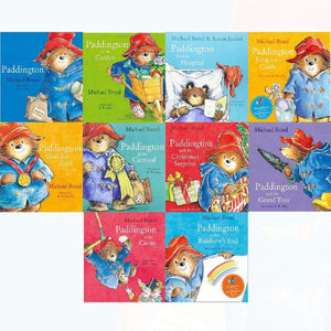 Paddington 10 Book in PVC Ziplock Bag, [Product Type] - Daves Deals