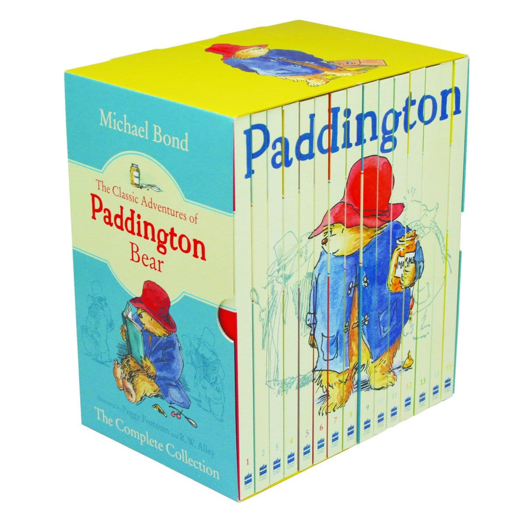The Classic Adventures of Paddington Bear