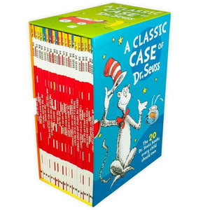 Classic Case Of Dr Seuss - Daves Deals