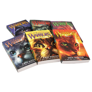 Warriors - The New Prophecy: Volumes 1 to 6, [Product Type] - Daves Deals