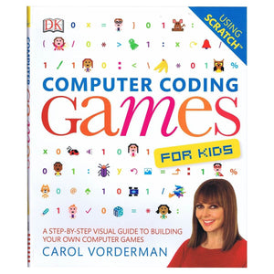 DK Computer Coding Games For Kids