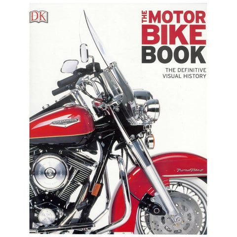 The Motorbike Book : The Definitive Visual History, [Product Type] - Daves Deals