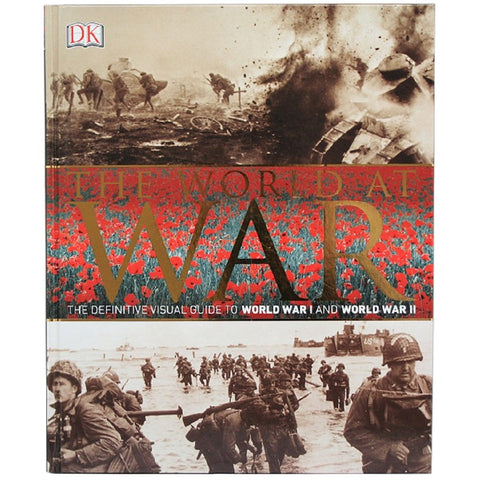 The World At War  - The Definitive Guide To World War 1 & World War 2, [Product Type] - Daves Deals
