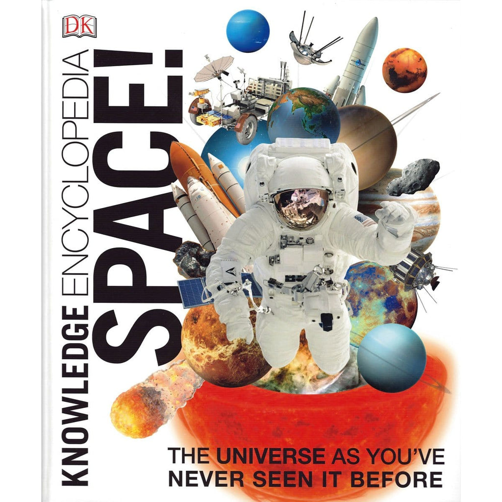 Knowledge Encyclopedia: Space!, [Product Type] - Daves Deals