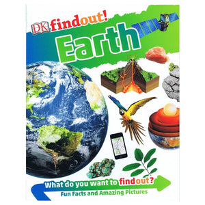 DK Findout! Earth, [Product Type] - Daves Deals