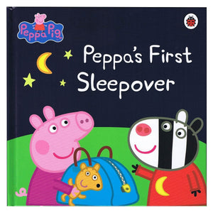 Peppa Pig - Peppa's First Sleepover