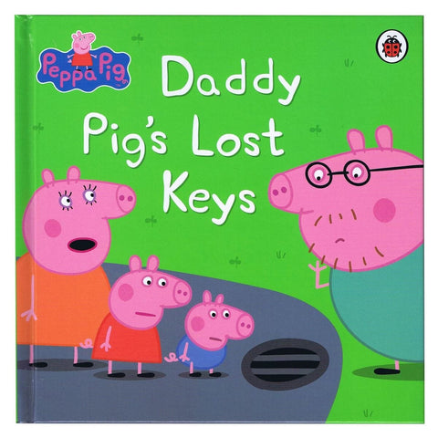 Peppa Pig - Daddy Pig's Lost Keys