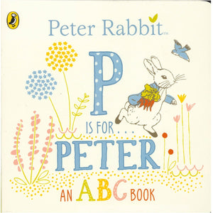 P is for Peter Rabbit, [Product Type] - Daves Deals