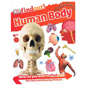 Human Body, [Product Type] - Daves Deals