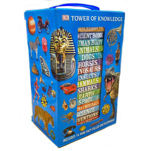 Tower of Knowledge Collection - 16 Books [Hardcover], [Product Type] - Daves Deals