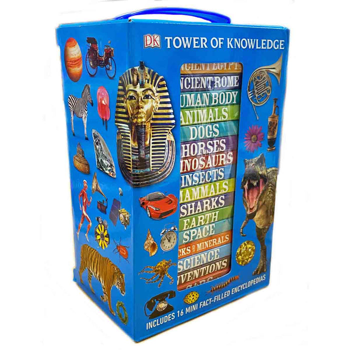 Tower of Knowledge Collection - 16 Books [Hardcover]