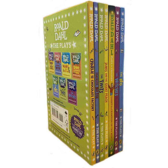 Roald Dahl The Plays (7 Vol)