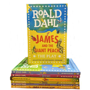 Roald Dahl The Plays (7 Vol) - Daves Deals