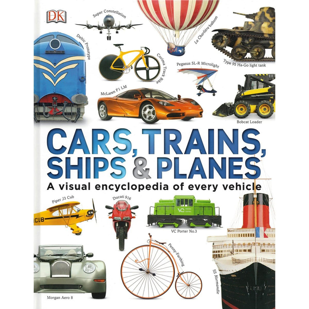 Cars, Trains, Ships & Planes, [Product Type] - Daves Deals