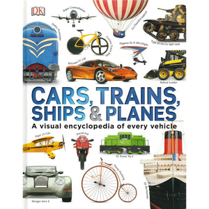 Cars, Trains, Ships & Planes - Daves Deals